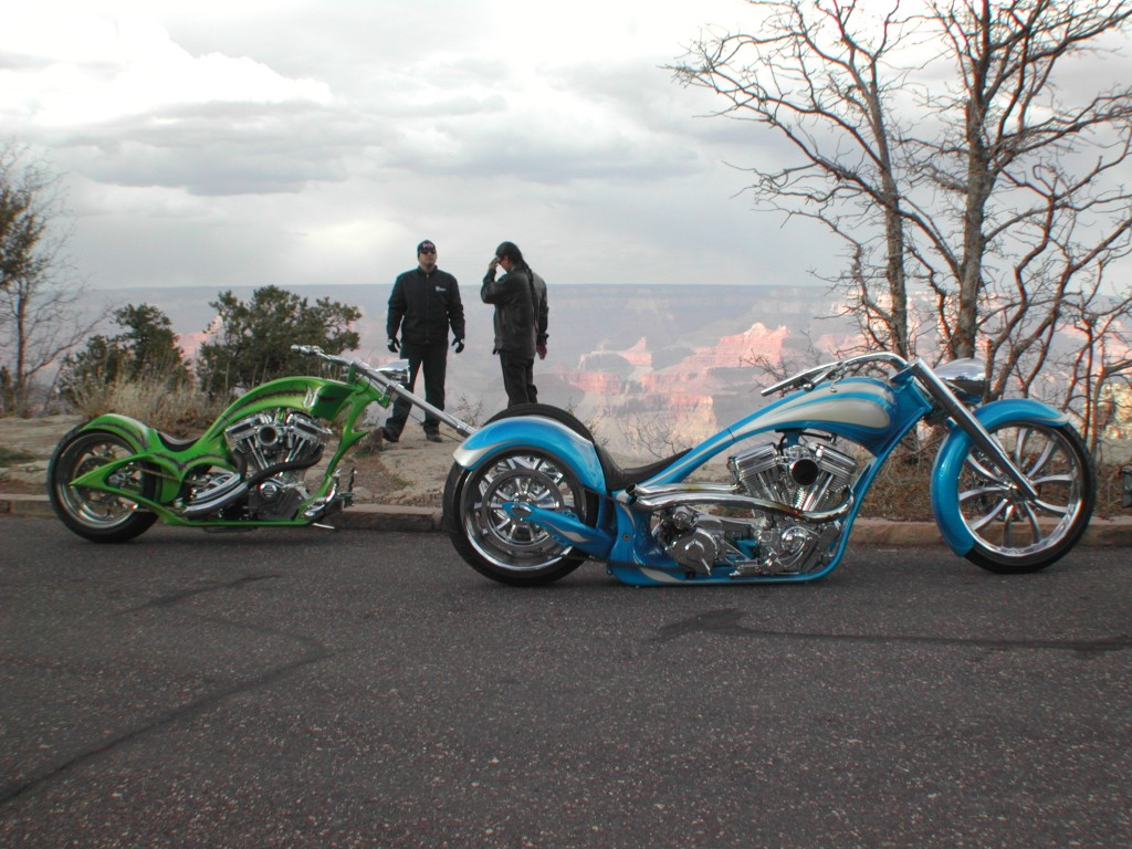 BBO Ride - At the Grand Canyon